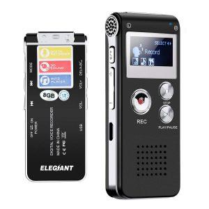 Dictaphone Elegiant : avis et test