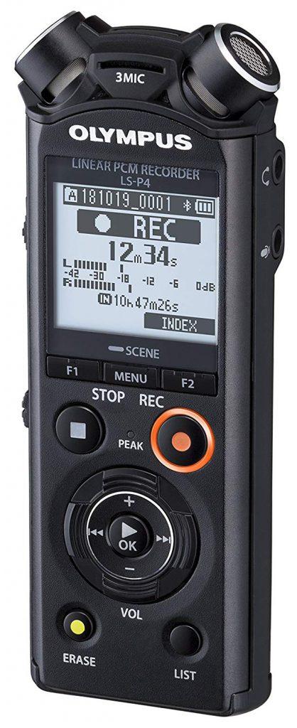 Dictaphone Olympus : avis et test